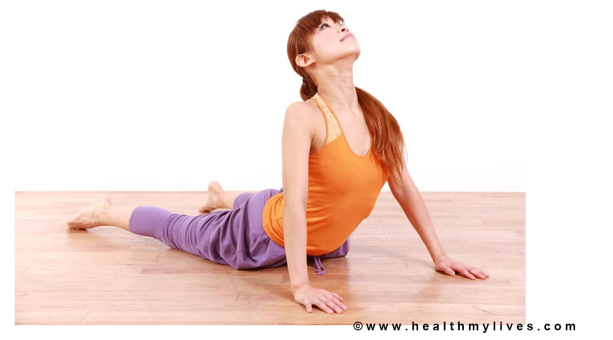 Yoga Poses To Get Rid Of Belly Fat Quickly